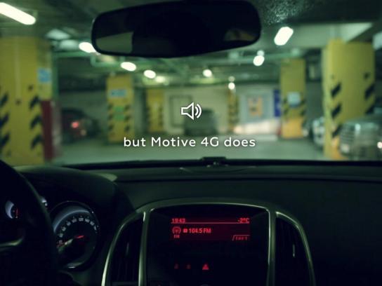 Motiv Audio Ad -  4G Radio