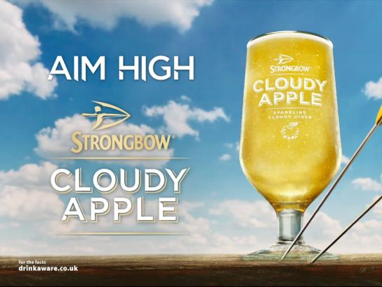 Strongbow Film Ad -  Cloudy Apple