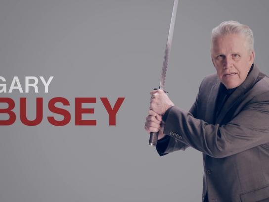 Hitman Film Ad -  Pro Busey
