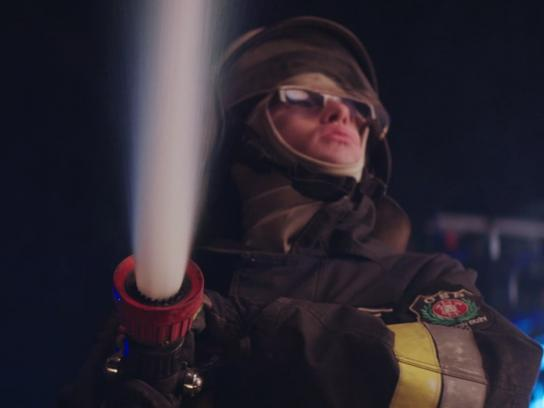 Fundacja Integracja Film Ad -  I'm not asking to be a firefighter