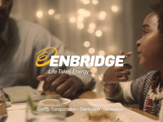Enbridge Film Ad -  Date night