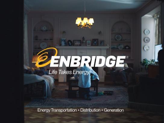 Enbridge Film Ad -  Magic