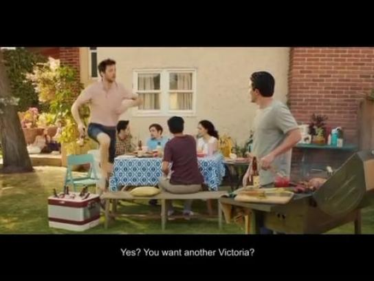 Victoria Film Ad -  Barbecue