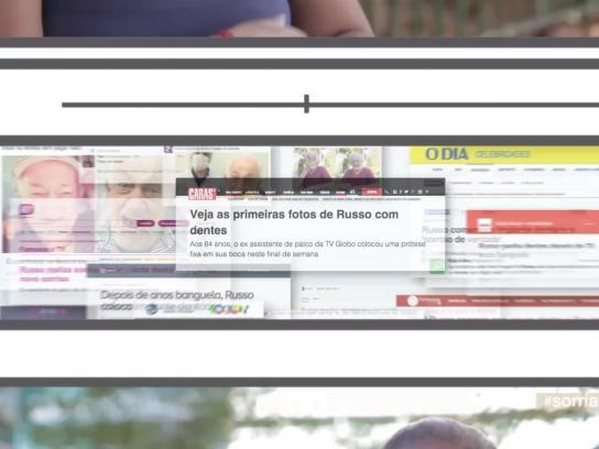 Vital Implantes Digital Ad -  Smile Russo