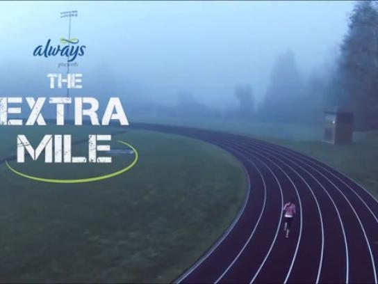 Always Digital Ad - The extra mile