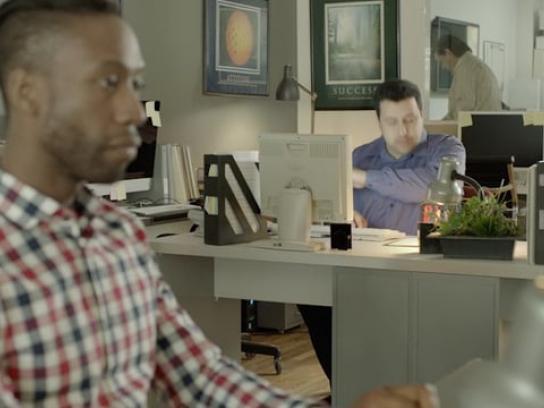 Toronto Jewish Film Festival Film Ad - Sneeze