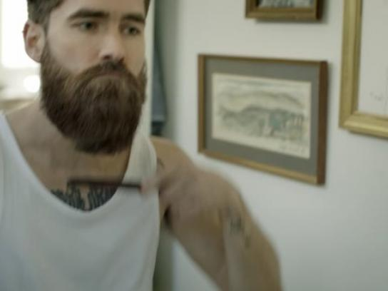 Toronto Jewish Film Festival Film Ad - Beard