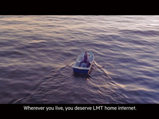 LMT Film Ad -  Mermaid