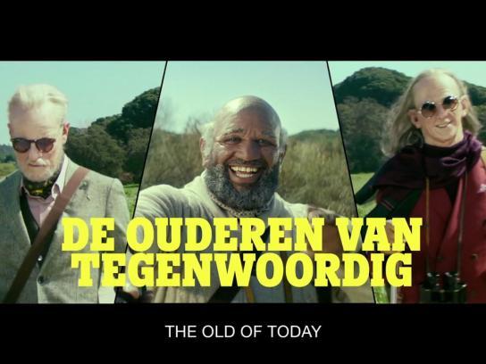 Tele2 Film Ad - De Ouderen van Tegenwoordig