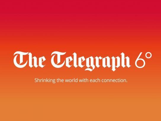 The Telegraph Digital Ad - 6 degrees