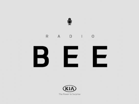 KIA Audio Ad - Bees