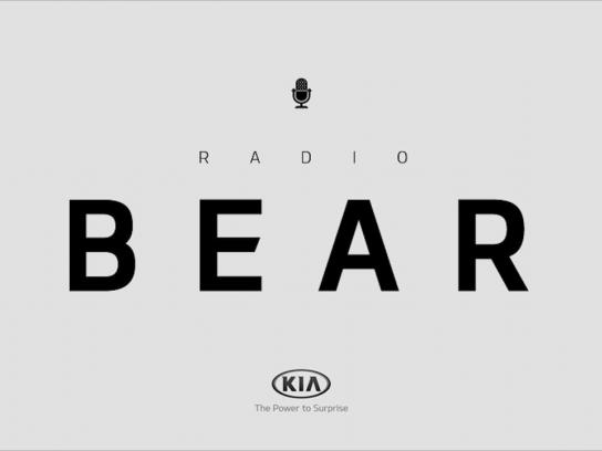 KIA Audio Ad - Bears