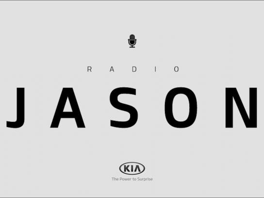 KIA Audio Ad - Jason