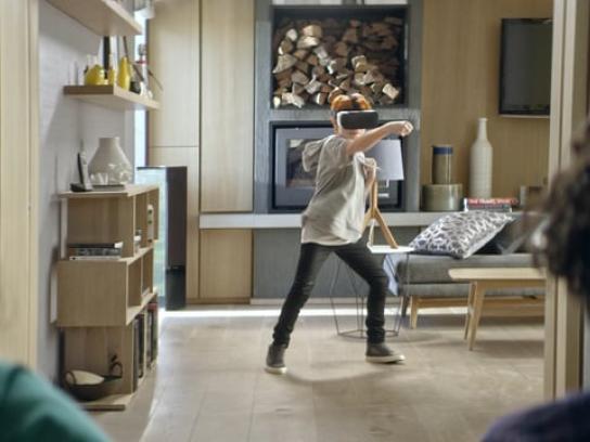 Telkom Film Ad - Oculus