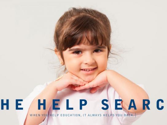 GPA Institute Digital Ad - The help search