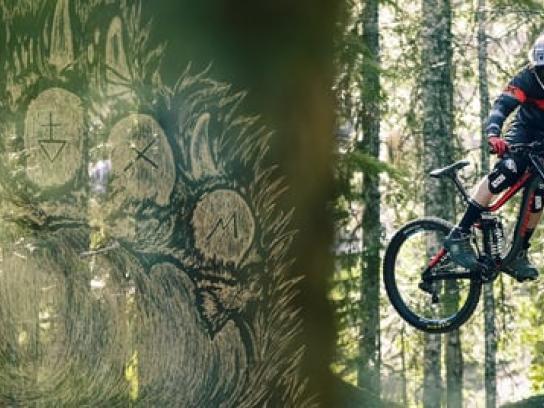 Whistler Mountain Bike Park Film Ad - Truly awake