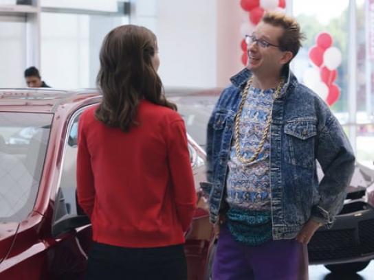 Toyota Film Ad - Change