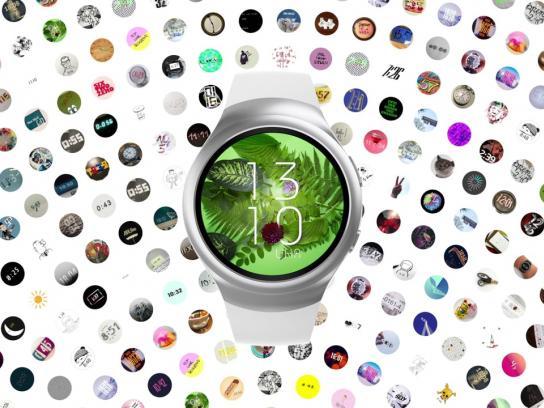 Samsung Digital Ad - Design your time