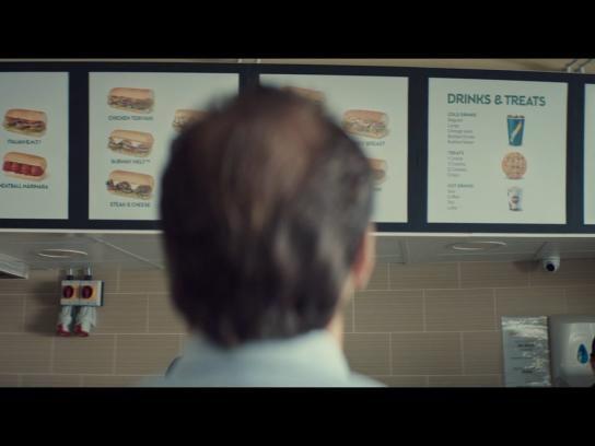 Subway Film Ad - Keep Discovering