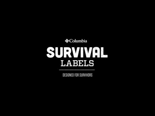 Columbia Direct Ad - Survival labels