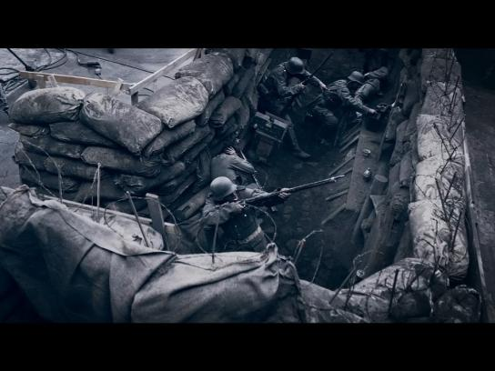 Cinemex Film Ad - Trench