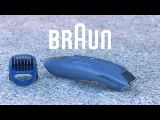 Braun Film Ad - Shave your style