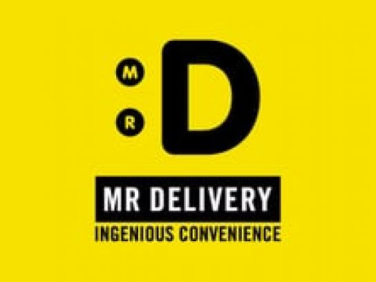 Mr Delivery Audio Ad -  Hard Life