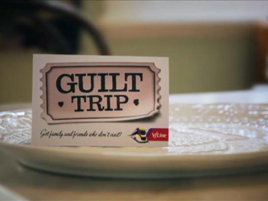 V/Line Audio Ad -  Guilt Trips, Mates