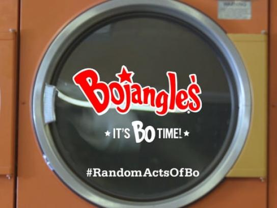 Bojangles' Direct Ad - Laundromat