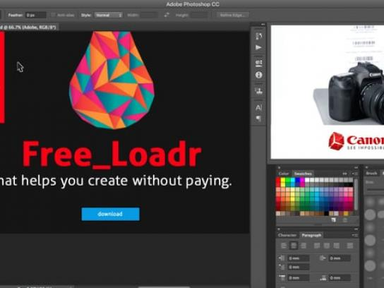 Adobe Digital Ad - You create, they pay