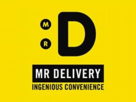 Mr Delivery Audio Ad -  Dumped