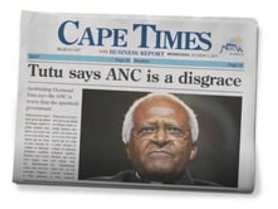 Cape Times Audio Ad -  Tutu