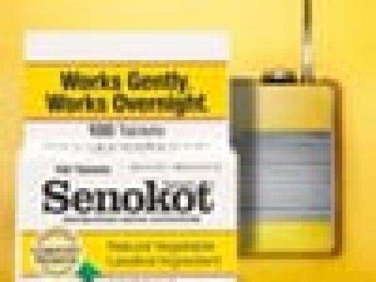 Senokot Audio Ad -  Captain's Log