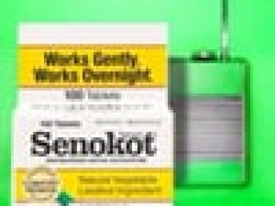 Senokot Audio Ad -  Enemy at the gate