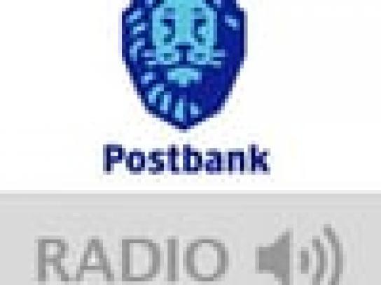 Postbank Audio Ad -  Tsotsie detector sportie