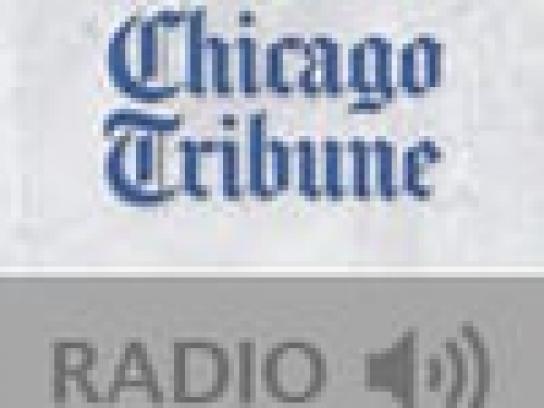 The Chicago Tribune Audio Ad -  Super hero
