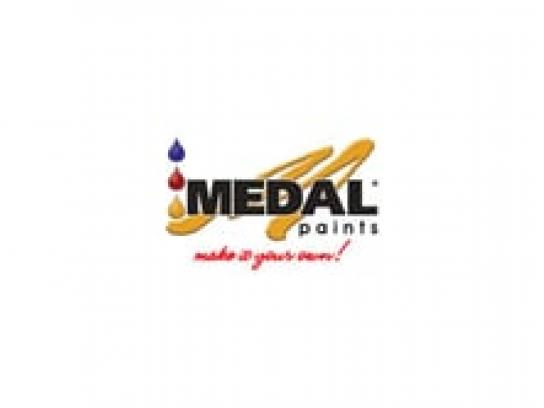 Medal Paints Audio Ad -  Pink