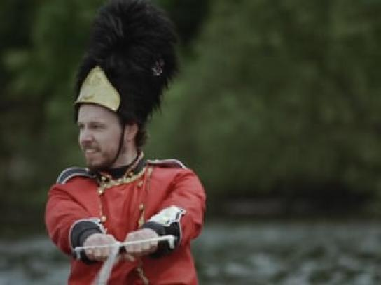 English Rowing Club Film Ad - Heavy rowing