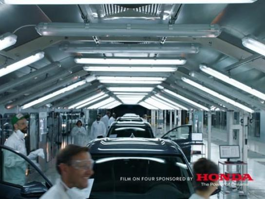 Honda Film Ad - Test Factory Ident