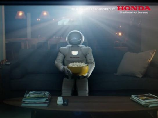 Honda Film Ad - Home Idents