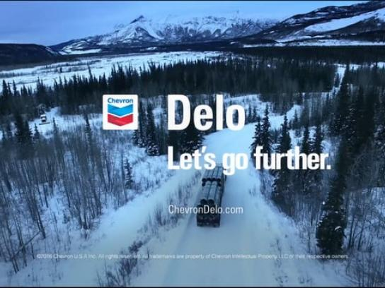 Chevron Delo Film Ad - Creed