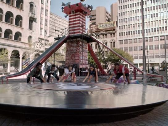 KFC Film Ad - Musical playpark