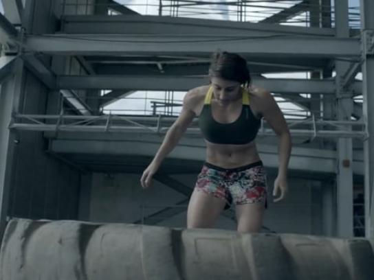 Gatorade Film Ad - My sweat