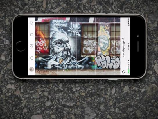 Heritage Toronto Digital Ad - Graffiti Alley instatour
