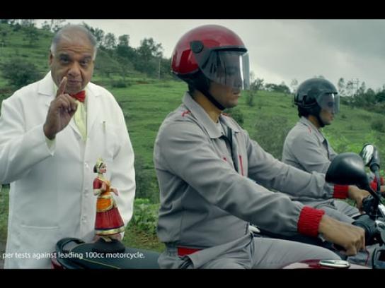 Bajaj Film Ad - Jhatka mana hai