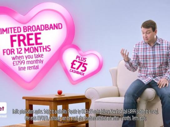 Plusnet Film Ad - The end