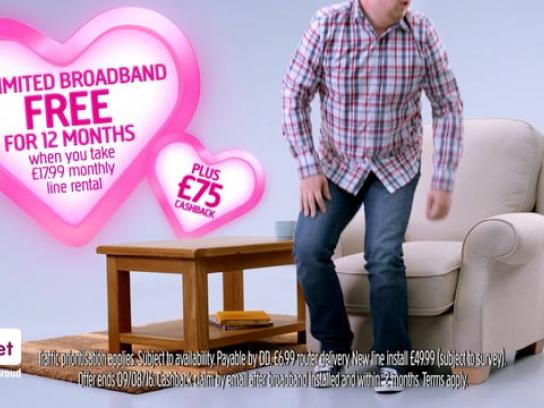 Plusnet Film Ad - Good offer