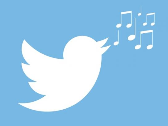 Twitter Digital Ad - Twittersong