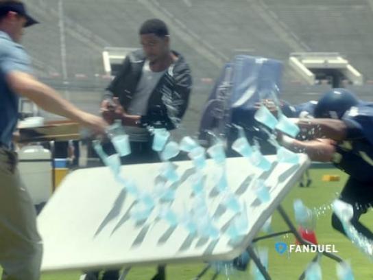FanDuel Film Ad - Two man sled