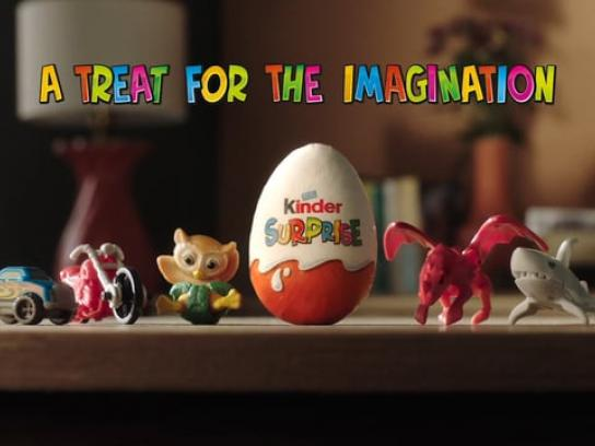 Kinder Surprise Film Ad - Parents